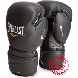 Перчатки Everlast Protex2 Leather 10 oz (кожа)