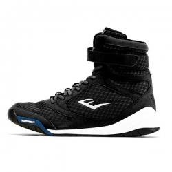 Боксерки Everlast PRO ELITE HIGH TOP мужские P00001075 размер 44 (11 US)